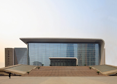 甘肃大剧院兼会议中心