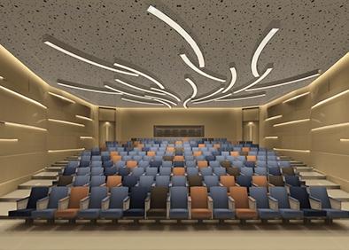 西安音乐学院校园多功能剧场小排练厅