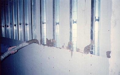 灌浆墙系统