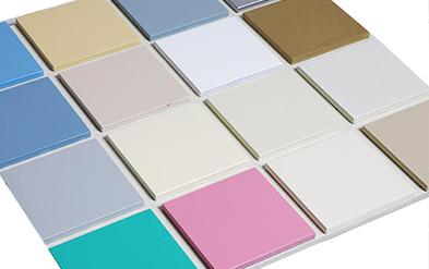 Zhi jie board · Inorganic pre-coated decorative board