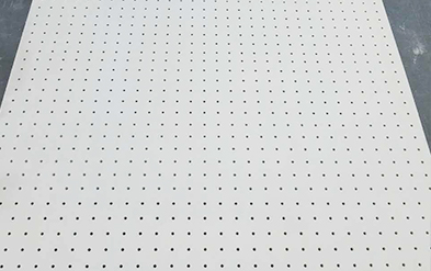 Zhi jing board · Perforated sound absorbing panel system